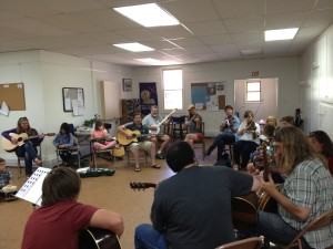 Bluegrass Camp